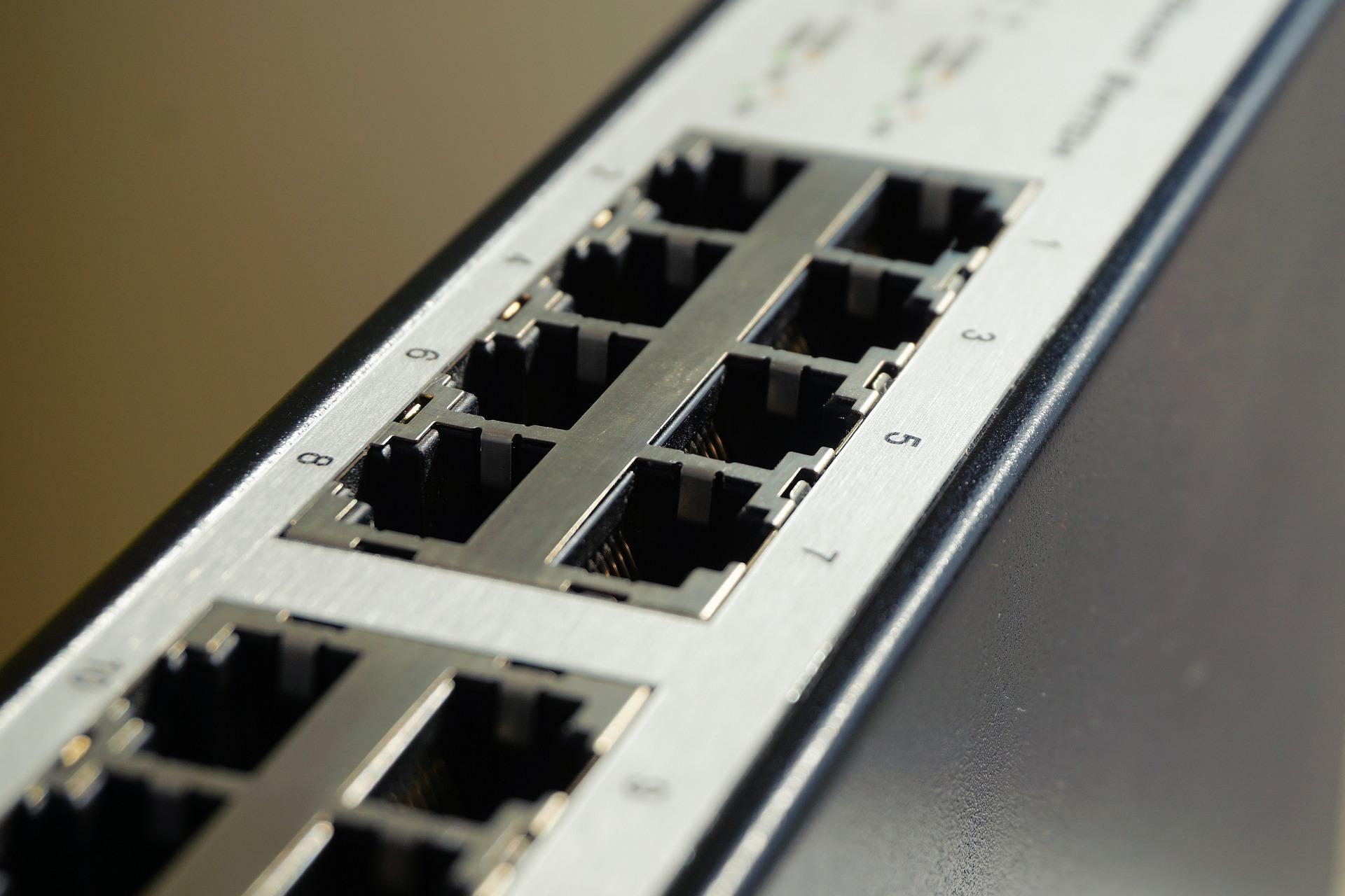Commentaire brancher un commutateur Ethernet?