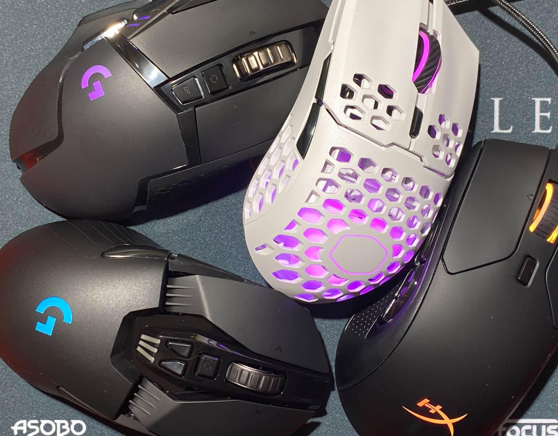 Quelle souris gamer choisir ?